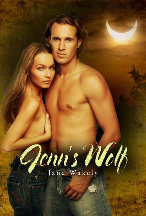 Jenn's Wolf Cover