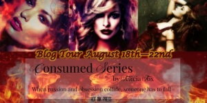 The Consumed Series BT Banner